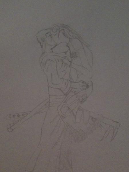 mon premier dessin :P