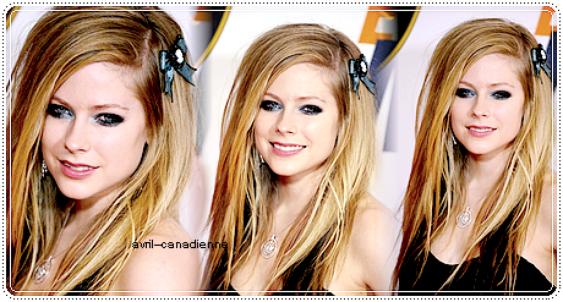 Avril Lavigne et ses reprises.