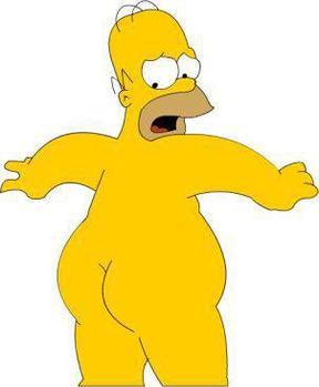 Habille Homer !