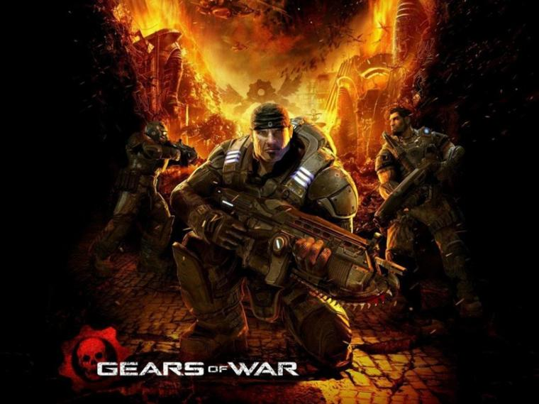 Gears of War 1