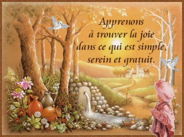 BON WEEK END MES AMIS