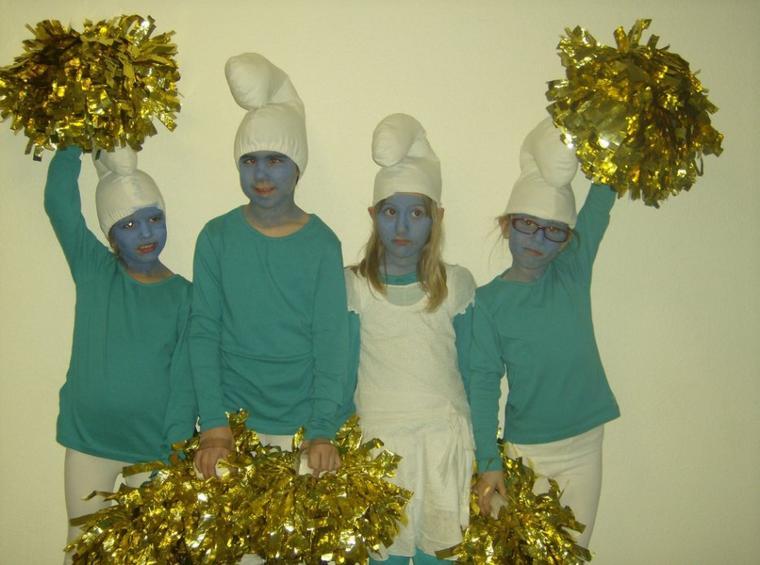 Nos petites 2011-2012
