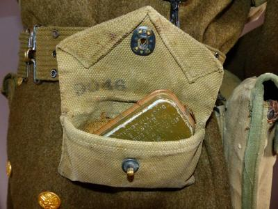 Medic - US Paratroopers - Ardennes 1944-45