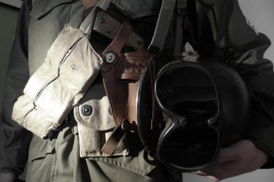 Sergeant - US Paratroopers - Hollande 1944