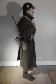 Sergeant - US Paratroopers - Ardennes 1944-45