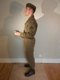 Corporal - US Rangers - Belgique 1944