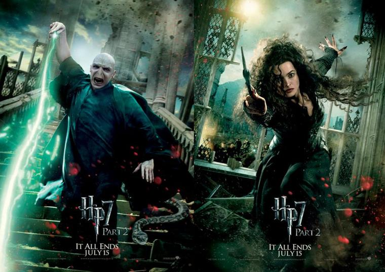 Affiches hP7