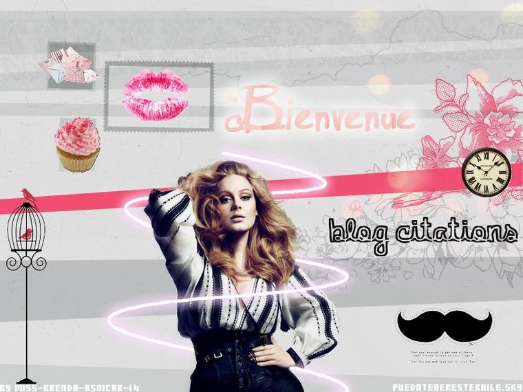 Bienvenue sur le Blog Citations BeautifulLoveSongs♥