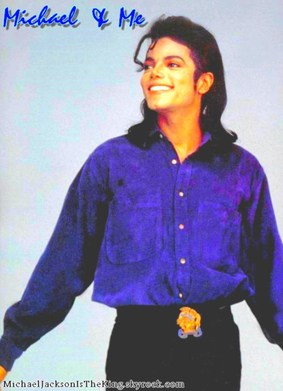 Mon histoire avec Michael !