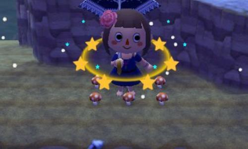 Le champignon Mario