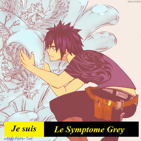 ♡♡♡ Grey Fullbuster, le meilleur !!! ♡♡♡