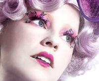 Effie Trinket Make Up !