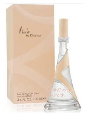 """""""Nude"""" Le nouveau parfum de Rihanna"""