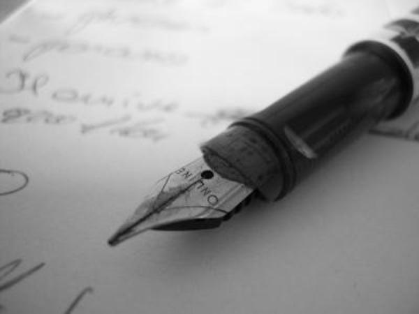 ecrire, c'est vivre