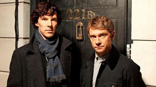 Bienvenue dans le monde de Sherlock !
