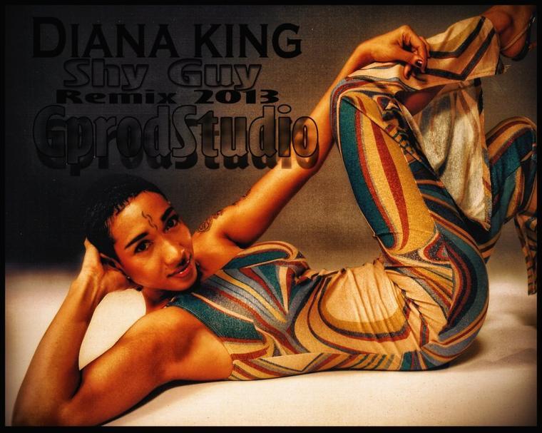 gprodstudio / Diana king.shy guy Remix GprodStudio (2013)
