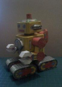 Un Petit Robo Retro