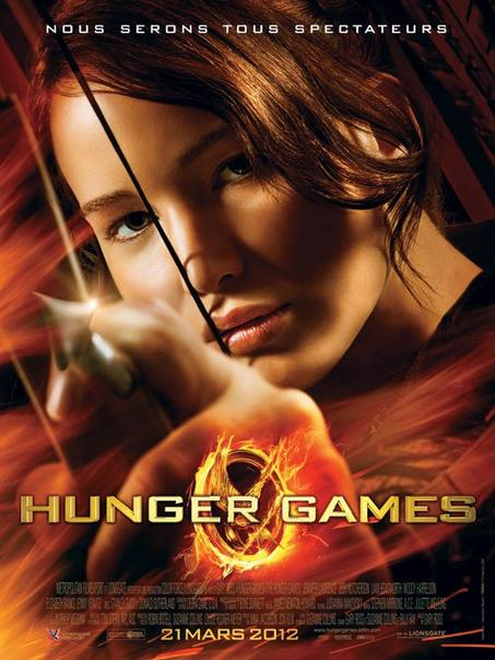 Hunger Games - Jennifer Lawrence, Josh Hutcherson, Liam Hemsworth