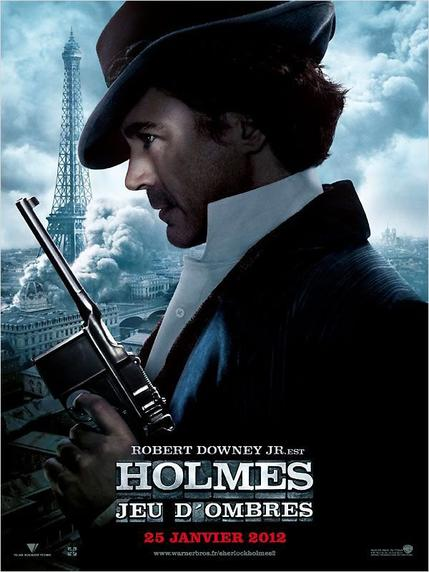 Sherlock Holmes 2 : Jeu d'ombres - Robert Downey Jr., Jude Law, Noomi Rapace