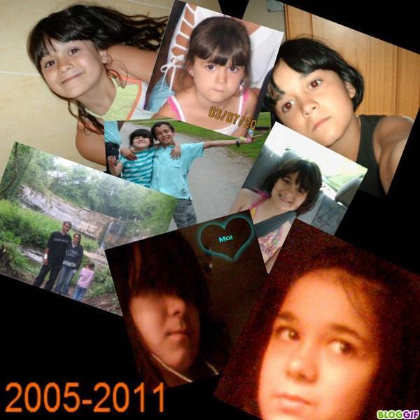 Une enfance 2005-2011