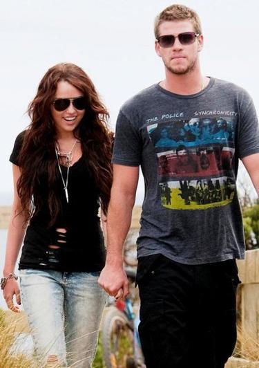 Liam et Miley <3