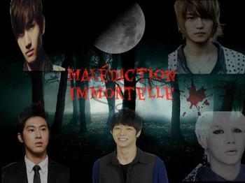 Malédiction immortelle - YunniexJoongie