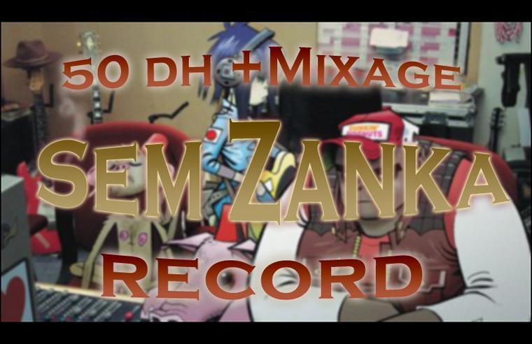sem zan9a records