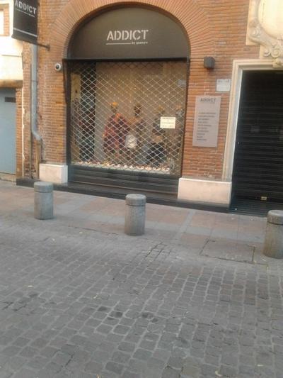 Le magasin toulousain de Tesshi