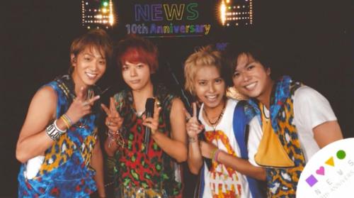 POTATO Novembre 2013 -  NEWS 10th anniversary event MC