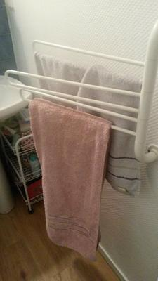 Les chéris en serviette