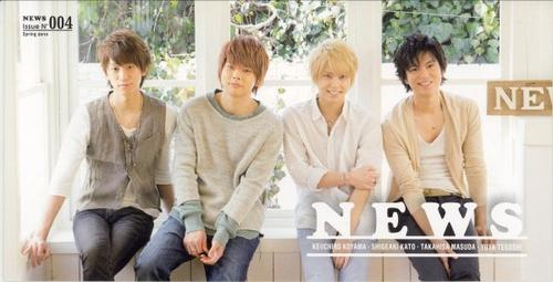 NEWS Fan Club revue n°4 ~printemps 2013~ news cross talk