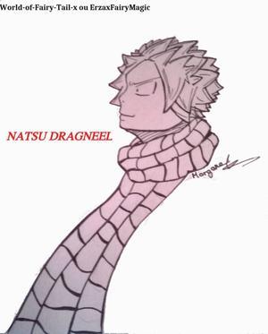 Speed drawing : Natsu !