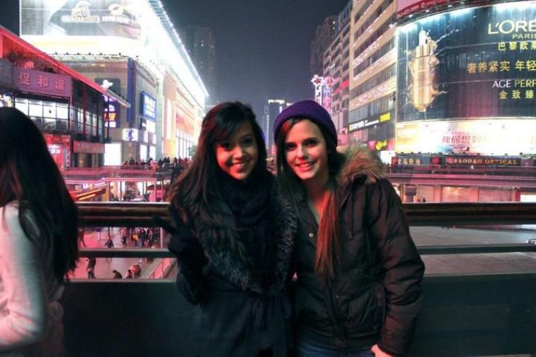 Megan Nicole et Tiffany Alvord ♥