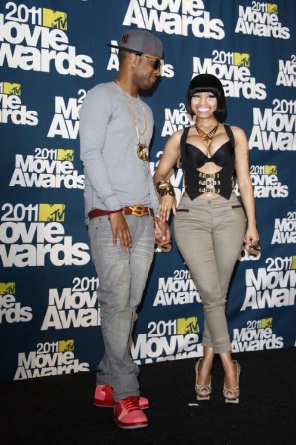 Rihanna : Elle héberge Nicki Minaj !