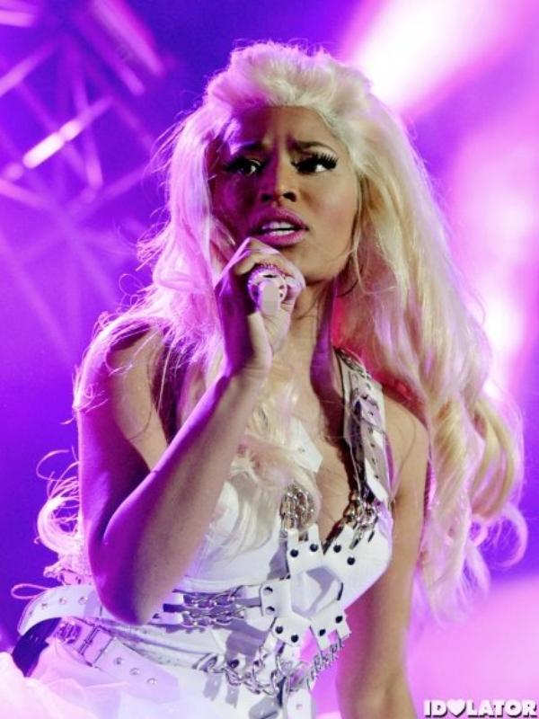 Nicki Minaj a des exigences diaboliques en tournée
