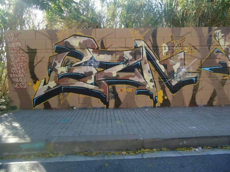 © BZN MC's & Posse Graff