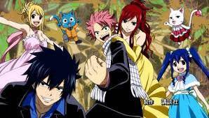 one piece et fairy tail