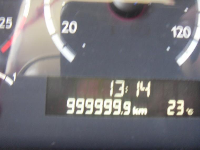 Le million de kilomètres franchi !!