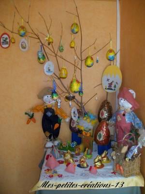 Des idées pour Pâques : bricolage, coloriage et décoration de Pâques