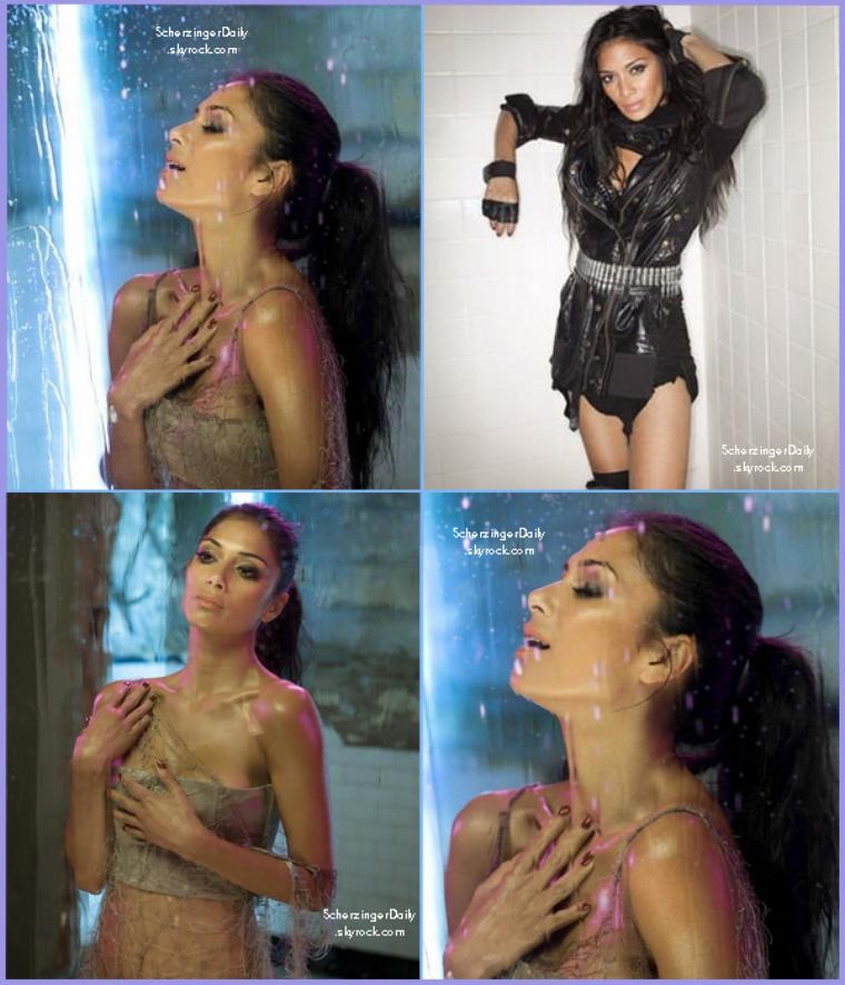 -- Voici les premières photos du clip de Wet, le 4e single extrait de Killer Love.. --