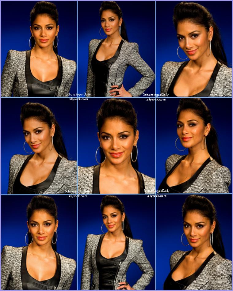 -- Mercredi 12 Octobre 2011 : Nicole pose pour quelques  photos portraits réaliser par Charles Sykes.. --