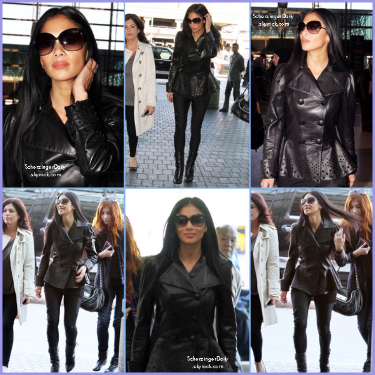 -- Jeudi 27 Octobre 2011 : Nicole est de retour à Londres pour la promo de Killer Love 2.0 et Try With Me.. --