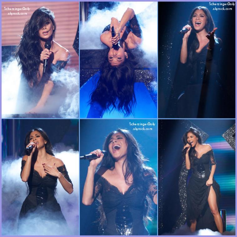 -- Dimanche 30 Octobre 2011 : Nicole à interprétée Try With Me pour la première fois dans X-Factor UK.. --