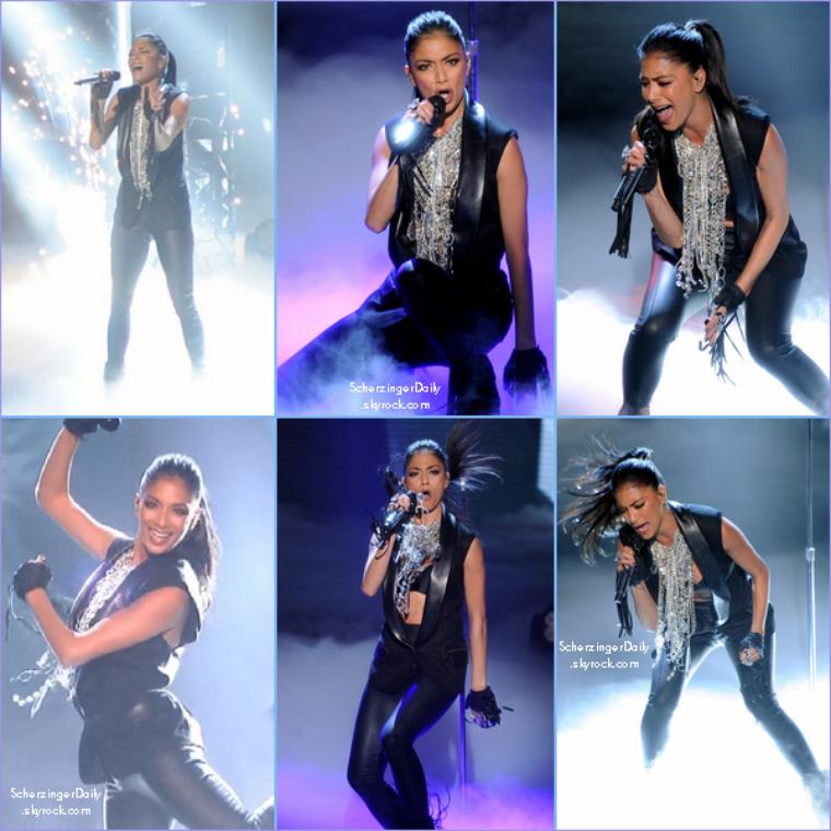-- Jeudi 15 Décembre 2011 : Nicole dévoile son nouveau single Pretty, en live, sur la scène d'X-Factor US.. --
