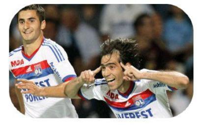 Souvien toi du Lyon-Marseille avec fiertez , souvien toi  du 8 mai 2011 avec ferveur , souvien toi de la 69 eme minute du match & de son but . Son dernier but sous les plus belle couleurs .