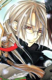 Personnages de Vampire Knight (1)