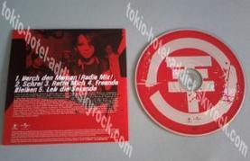 Promotionnel de l'album Schrei