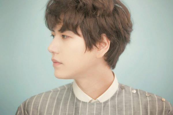 "사진   KyuHyun (membre de Super Junior), photoshoot de son mini-album solo ""At Gwanghwamun""  조규현"