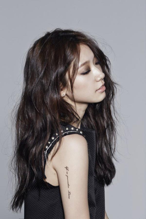 사진   L'actrice Park Shin Hye pour Bruno Magli  (Octobre 2014)   박신혜