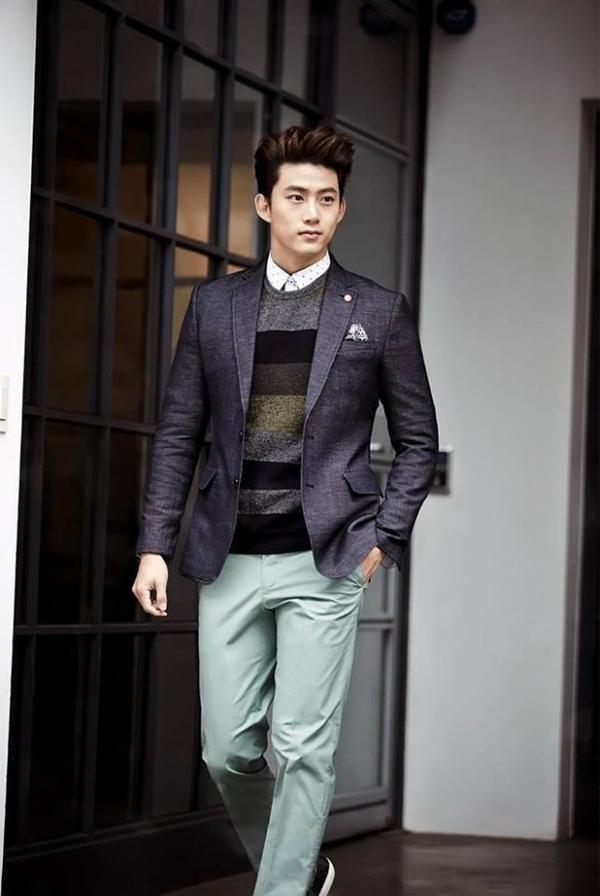 사진     Taecyeon du groupe 2PM  pour Seig Fahrenheit mars 2015   Une demande de Seomi
